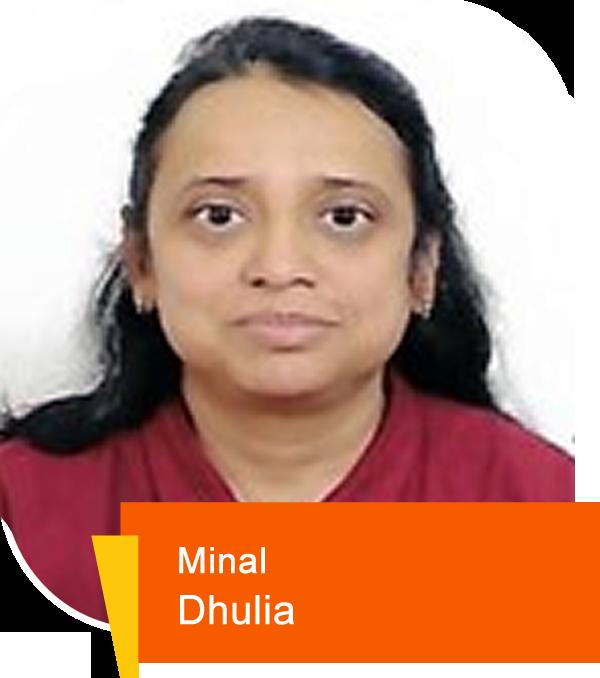 MINAL DHULIA