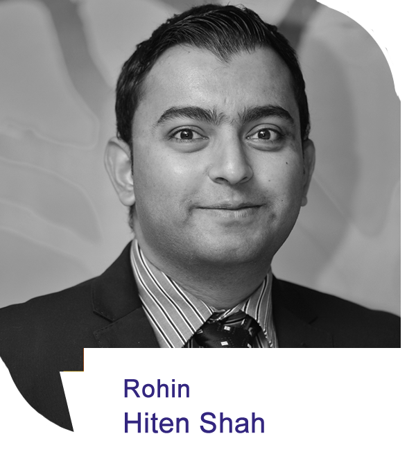 ROHIN HITEN SHAH